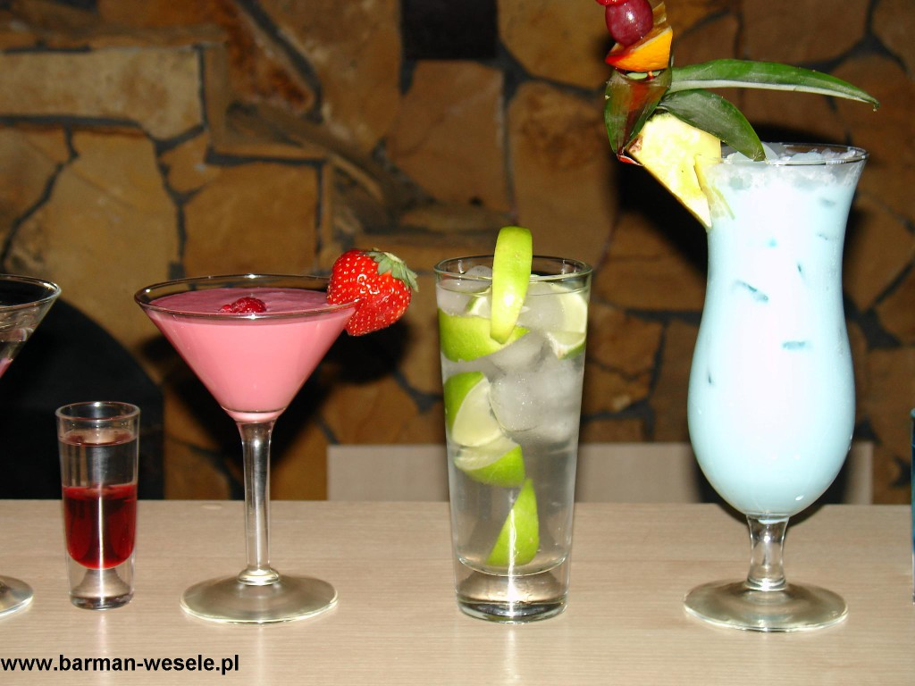 drink bar Dragon Świętokrzyskie