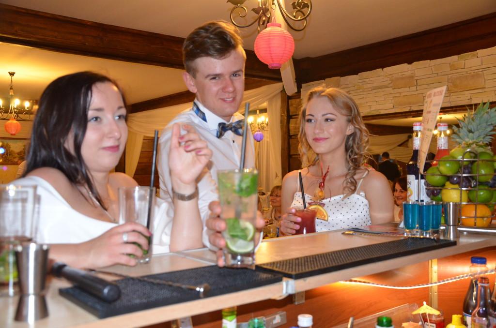 drink bar weselny